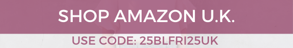 Style Arc Amazon U.K. 25% off -use code 25BLFR25UK