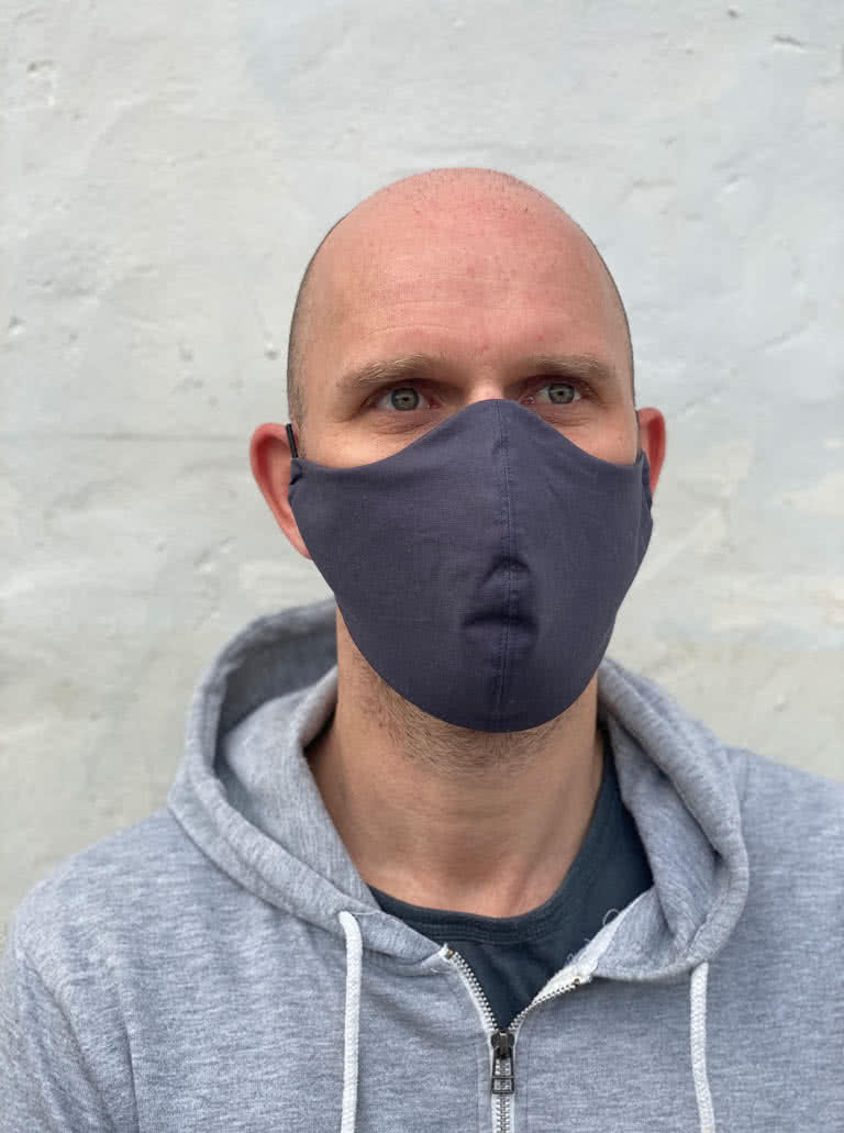 Style Arc's face mask - Free downloadable PDF pattern SIZE: XL