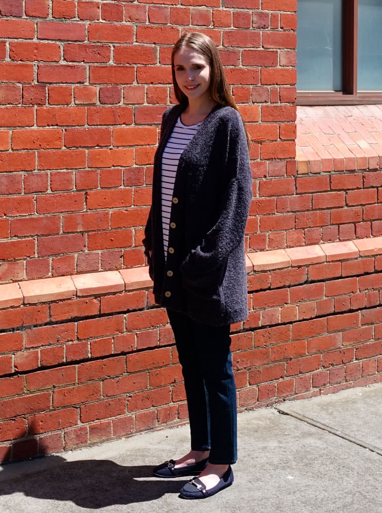 Cozy Cardi Look Sewing Pattern Bundle By Style Arc