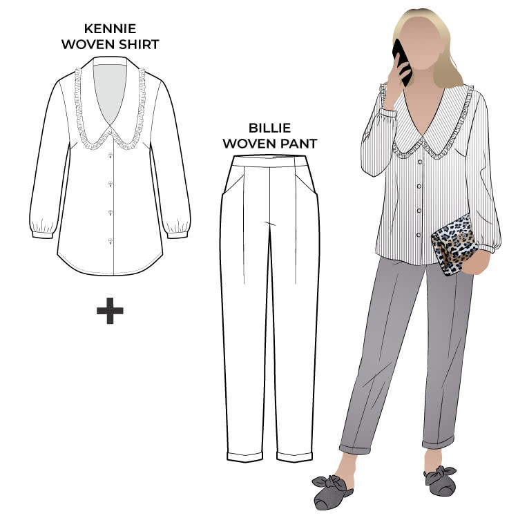 Style Arc's Kennie & Billie Bundle - Out Now!