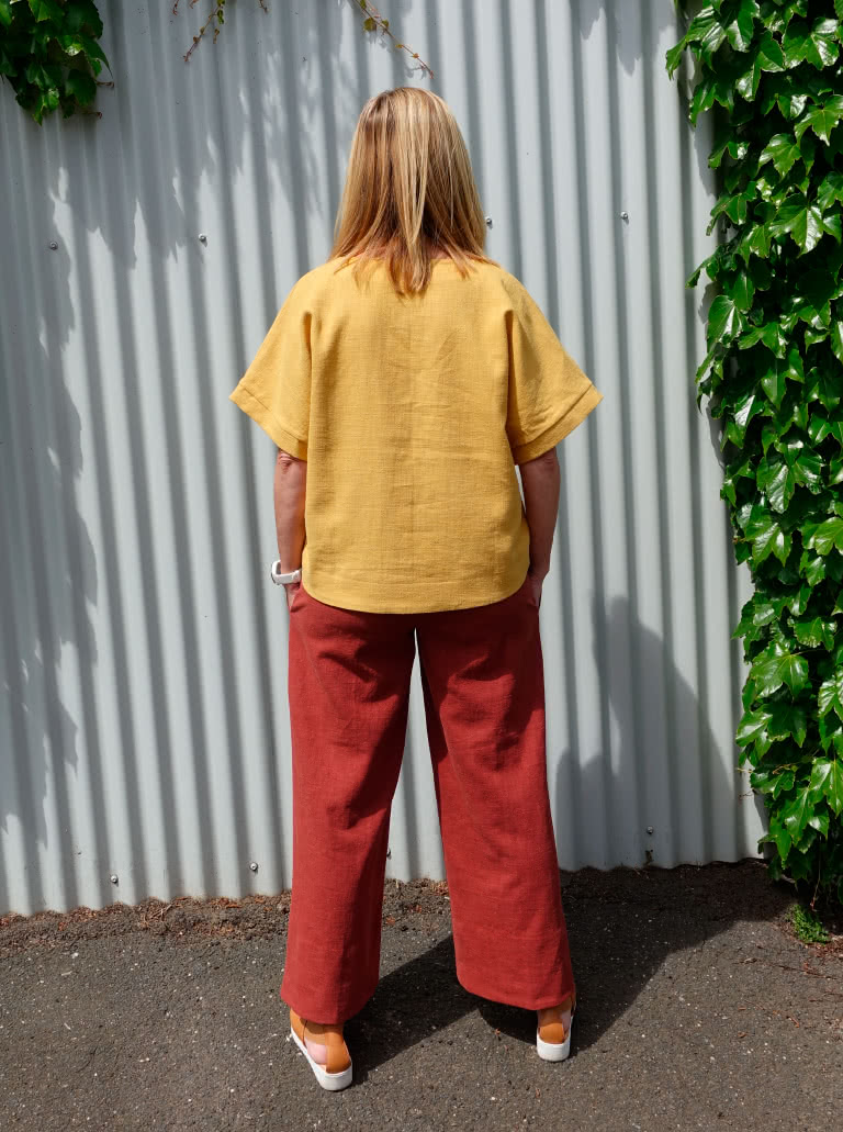Darby Woven Pant