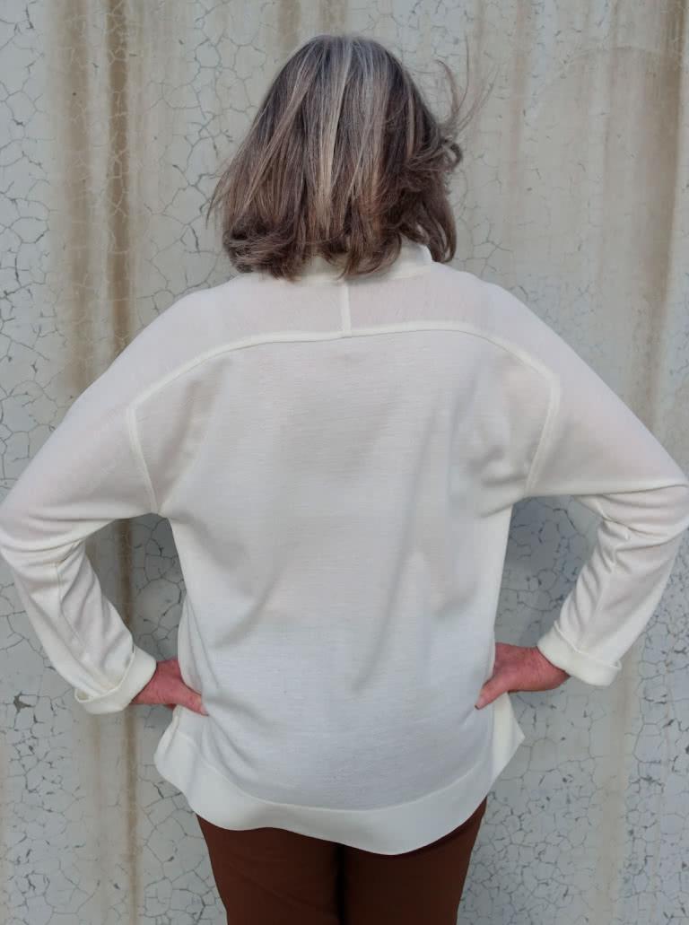September 2020 Freebie - Balmain Knit Tunic