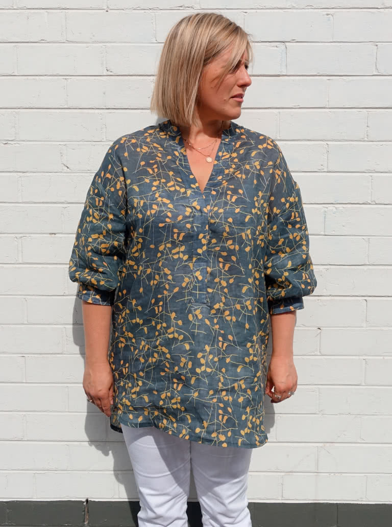 New Release- Kent Woven Tunic