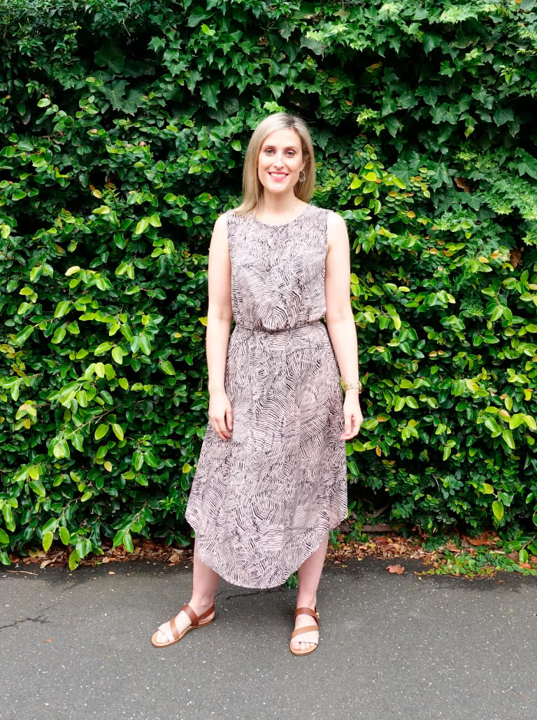 Style Arc's latest release the Asha Dress
