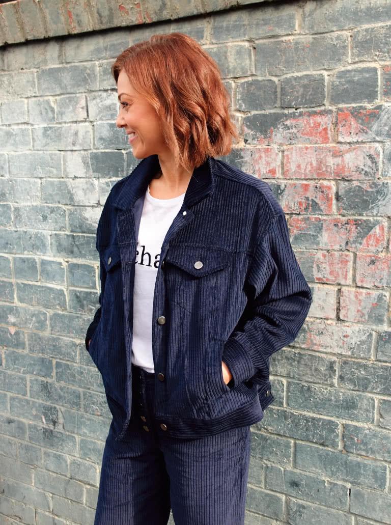 Elwood Jean + Stevie Jacket Sewing Pattern Bundle By Style Arc