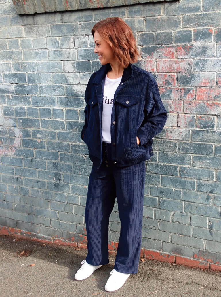 Elwood Jean + Stevie Jacket Sewing Pattern Bundle By Style Arc