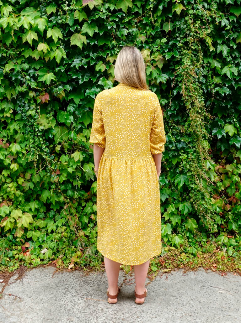 Emerson Woven Dress