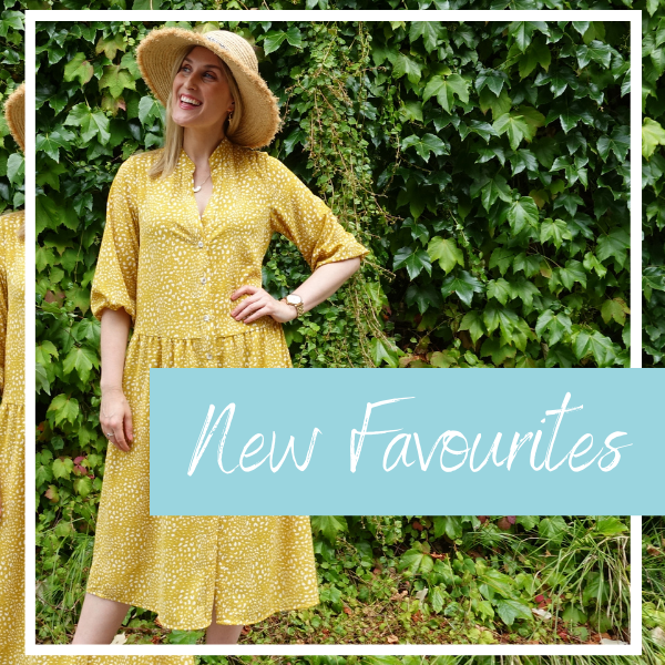 New Favourites- Emerson Woven Dress