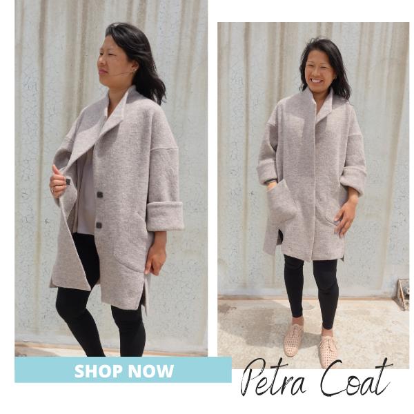 Petra Coat- Shop Now