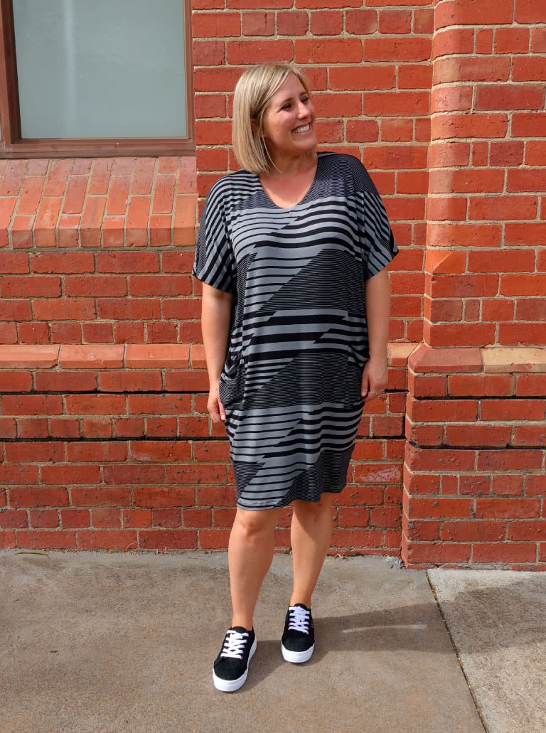 Feb 2020 Freebie- Kitt Knit Tunic
