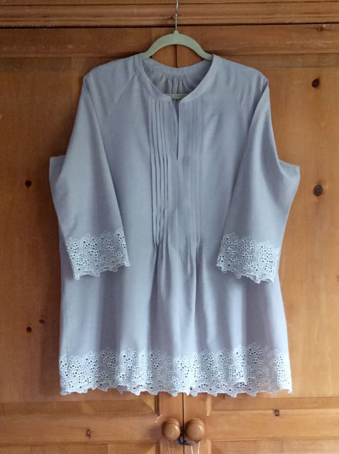 Faith Woven Top Sewing Pattern By Style Arc