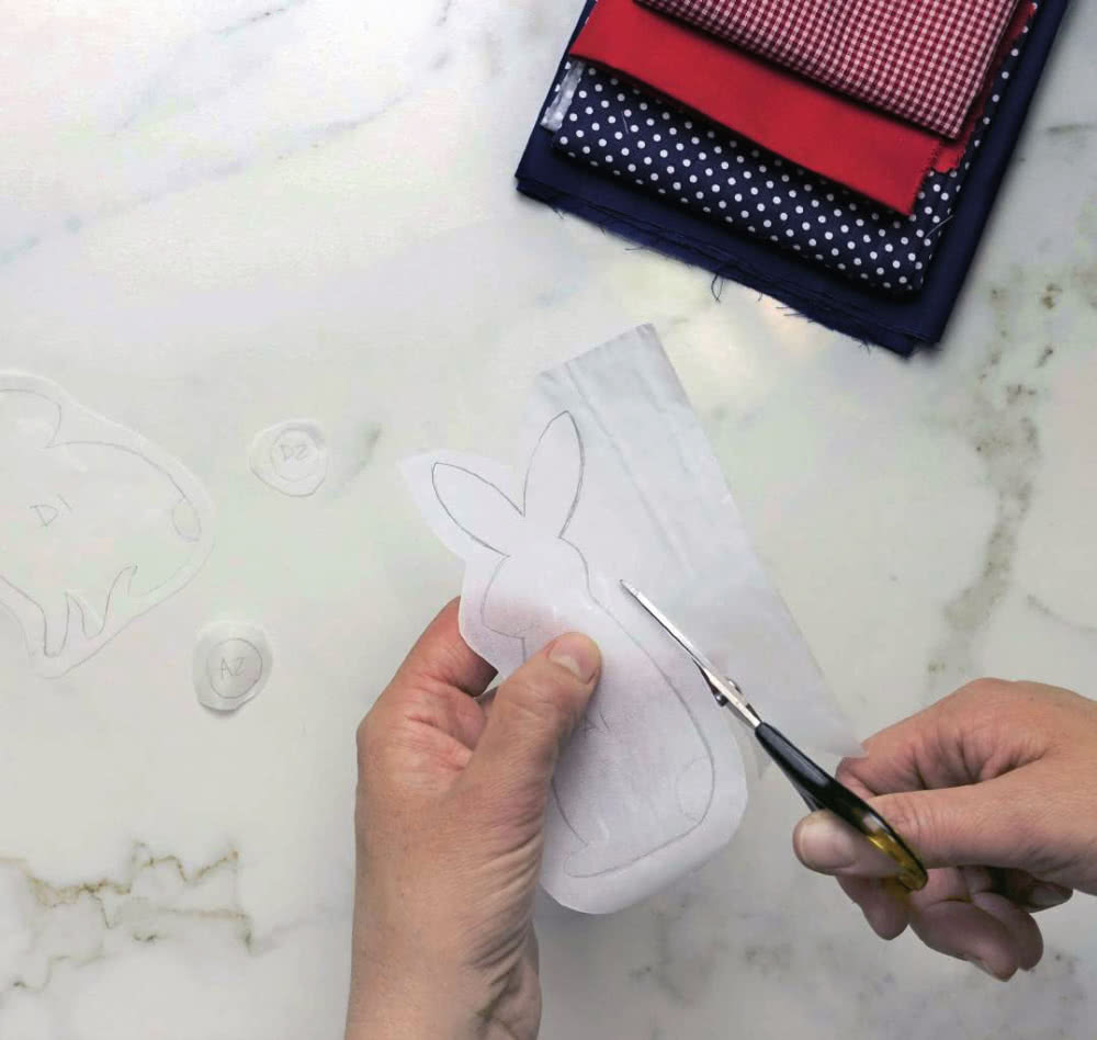How To Applique Tutorial By Style Arc Step 4