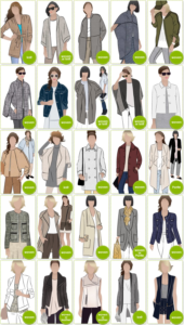 Jacket, Vest & Coat Patterns