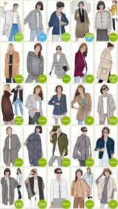 Jacket, Vest & Coat Sewing Patterns