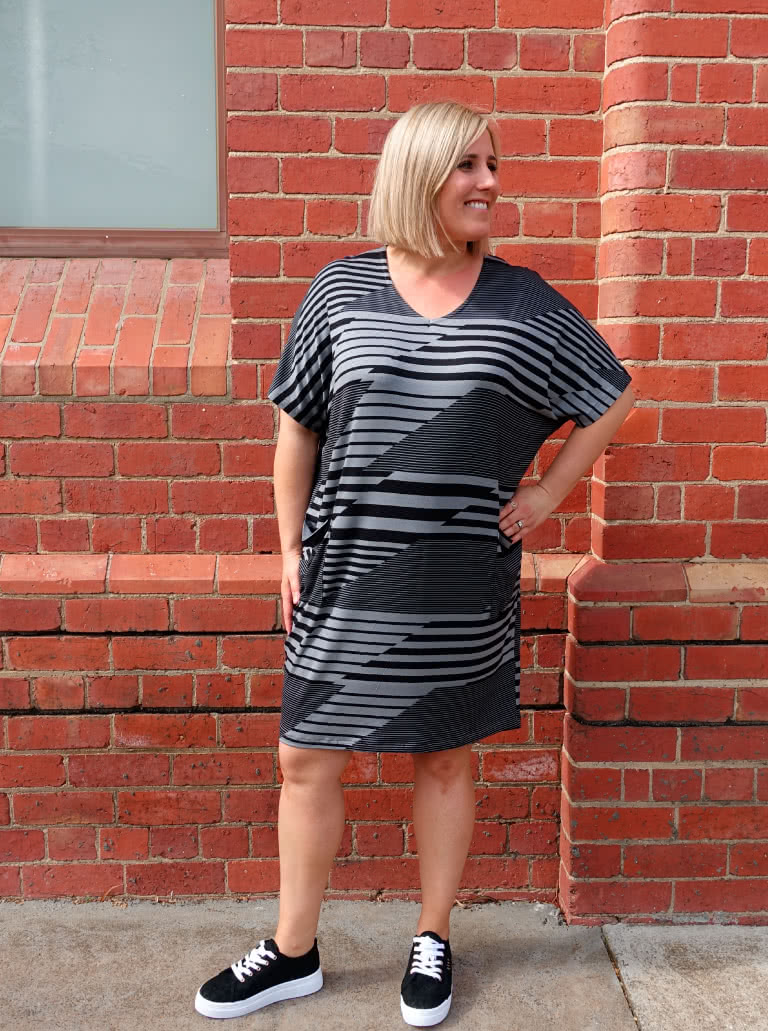 Kitt Knit Dress