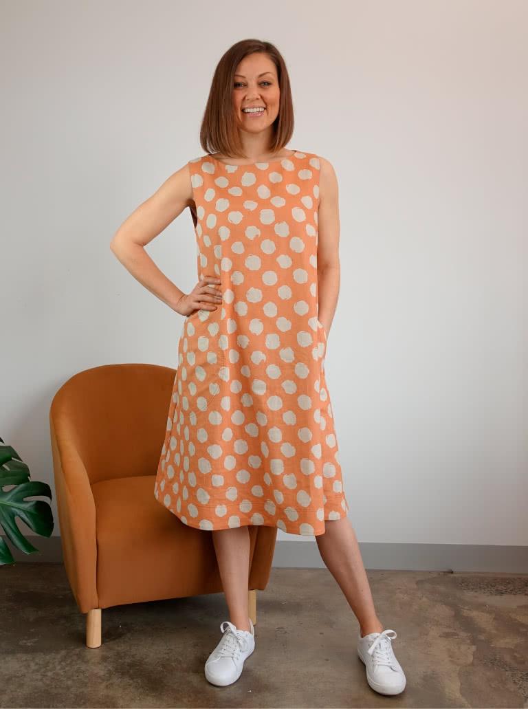 Lena Shift Dress