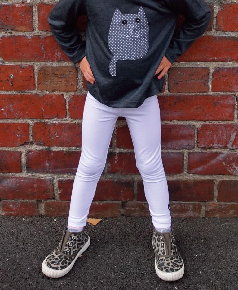 Lily Knit Leggings