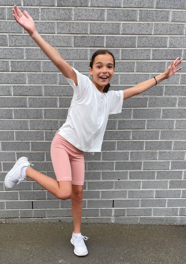 Lily Teens Knit Legging