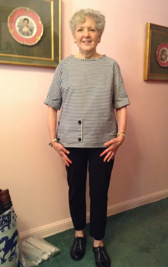 Maddison Top Sewing Pattern By Harriet And Style Arc