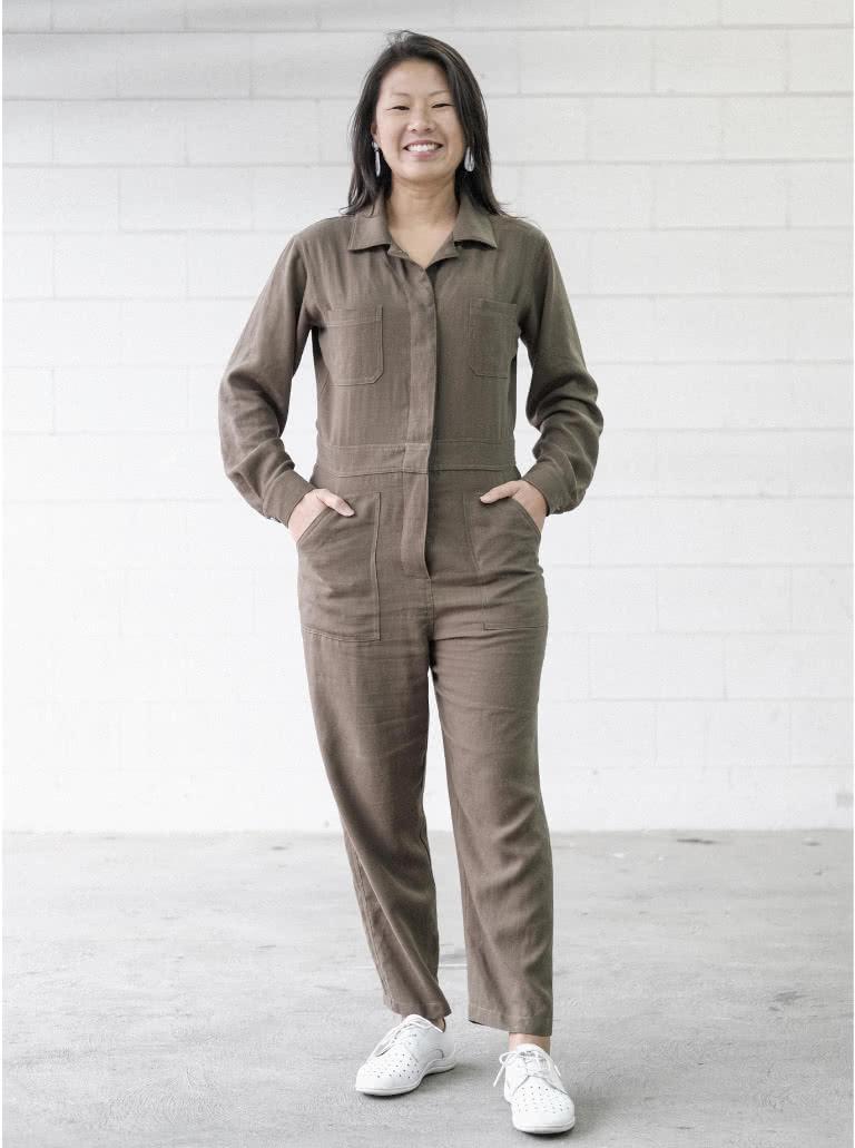 Melrose Boiler Suit
