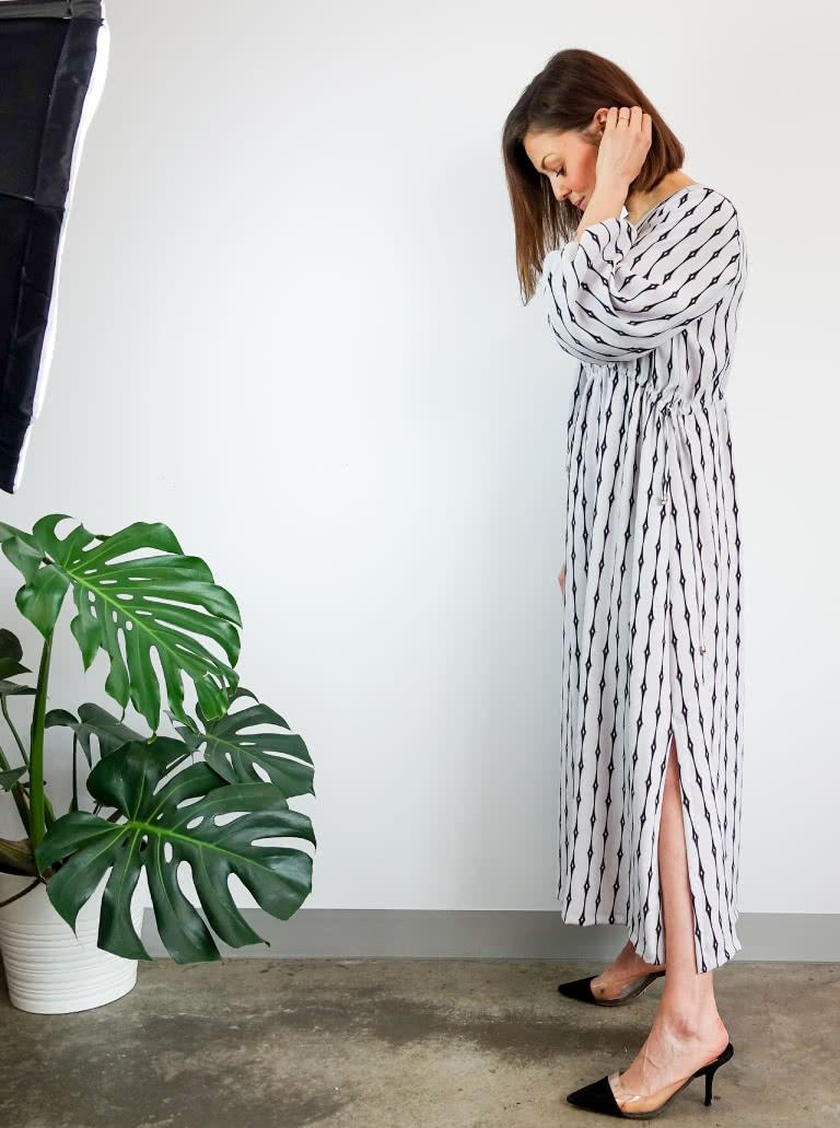 Naomi Woven Dress