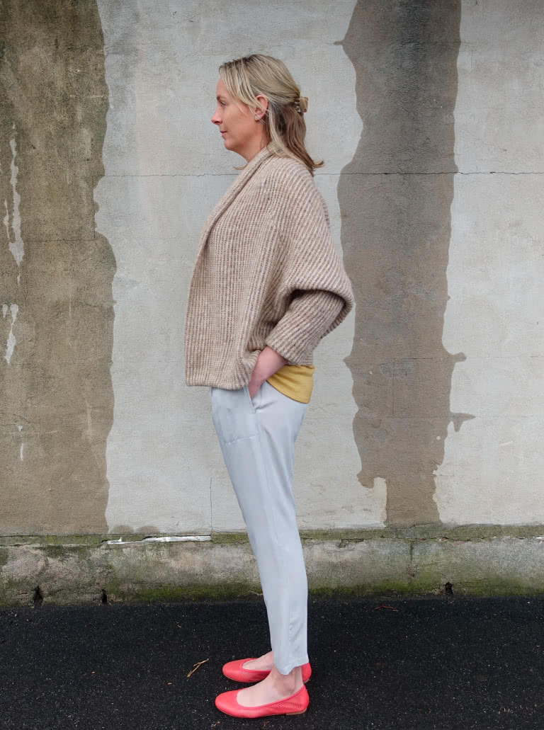 Palermo Sewing Pattern Bundle By Style Arc - Get this discounted Palermo Bundle, which includes the Palermo Knit Jacket, Palermo Knit pant and our Teagan Knit Top