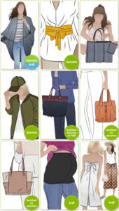 PDF Accessories Sewing Patterns