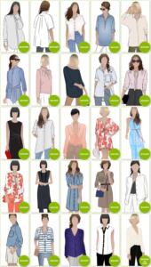 PDF Blouse & Shirt Patterns