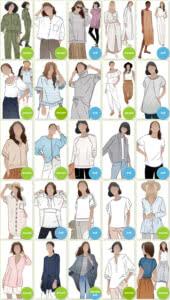 PDF Cardigan & Top Sewing Patterns