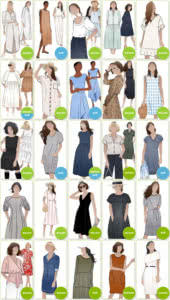 PDF Dress Sewing Patterns