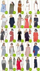 PDF Dress Patterns