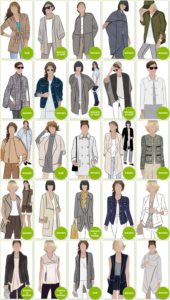 PDF Jacket, Vest & Coat Patterns