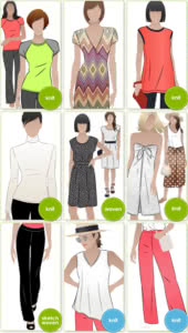 PDF Sewing Patterns for Beginners