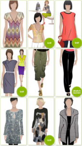 PDF Plus Size Patterns
