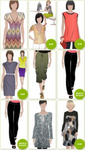PDF Plus Size Patterns