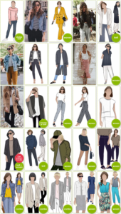 PDF Sewing Pattern Outfits