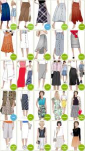 PDF Skirt Sewing Patterns