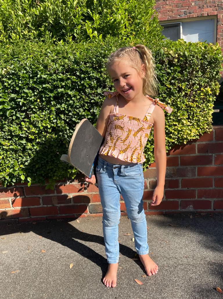 Pippa Kids Dress and Top