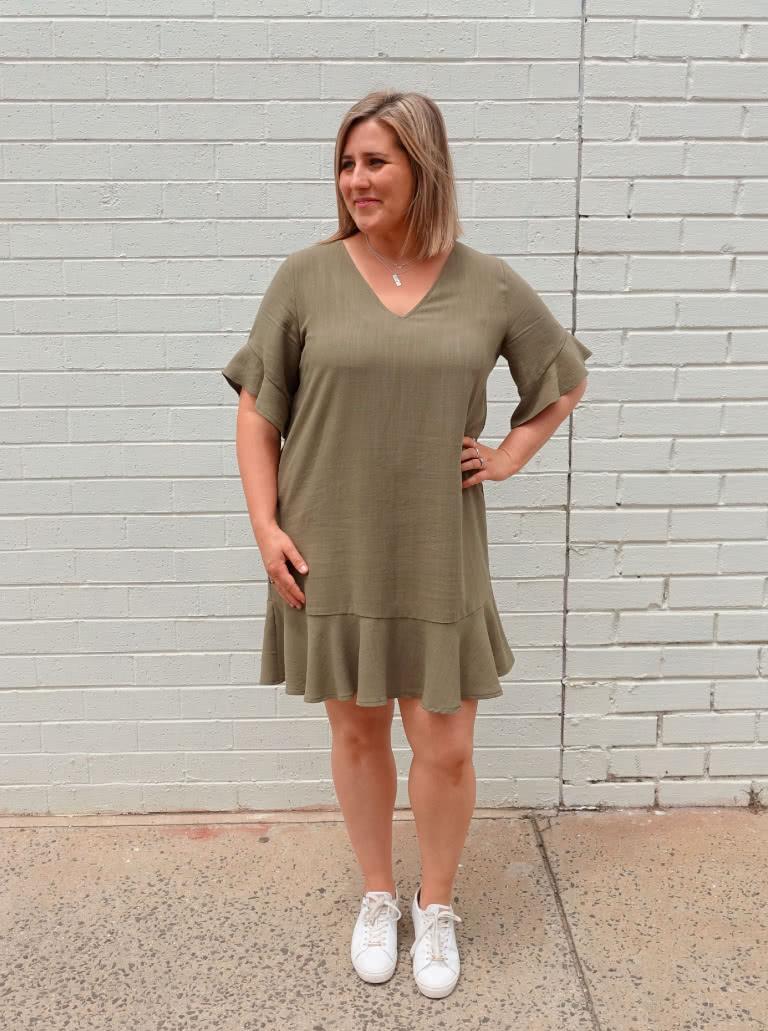 Pixie Woven Dress