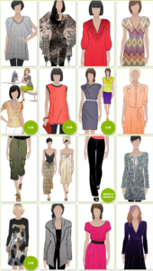 Plus Size Patterns