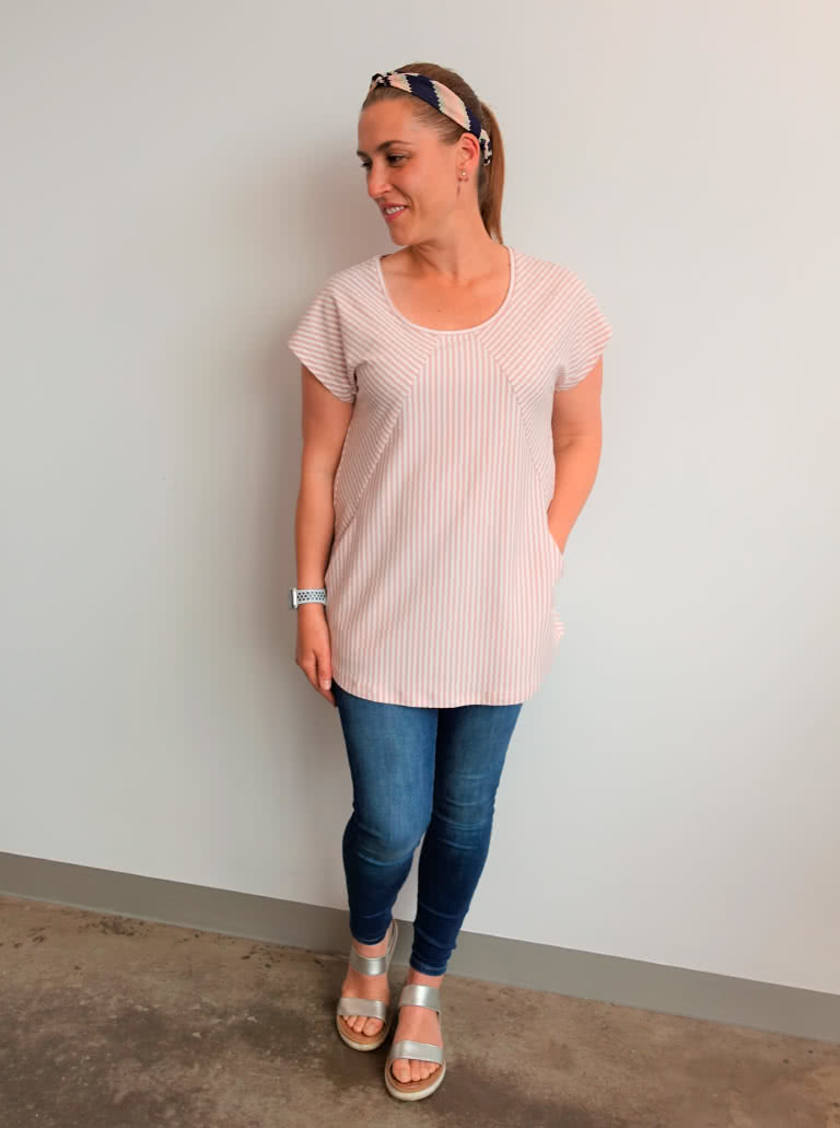 Reece Knit Tunic