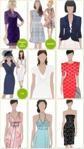 Special Occasion Sewing Patterns