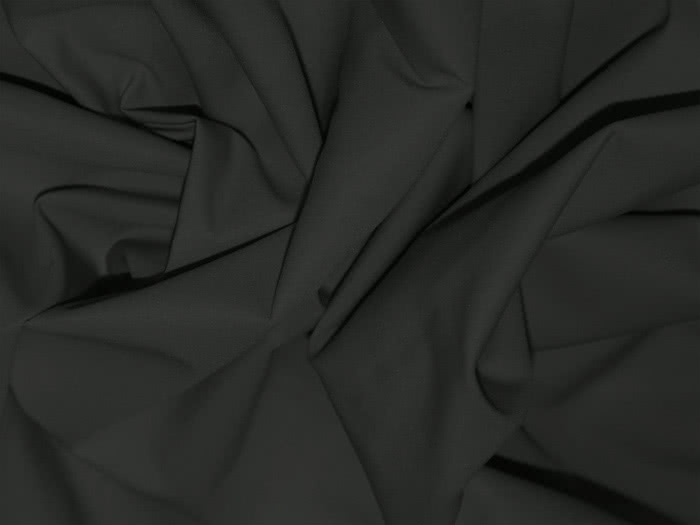 Stretch Bengaline - Charcoal Fabric By Style Arc - Try our famous stretch bengaline fabric in Charcoal