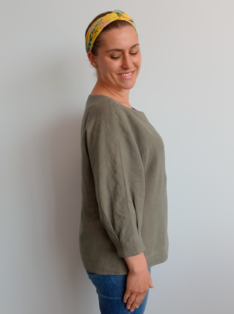Wilma Woven Top