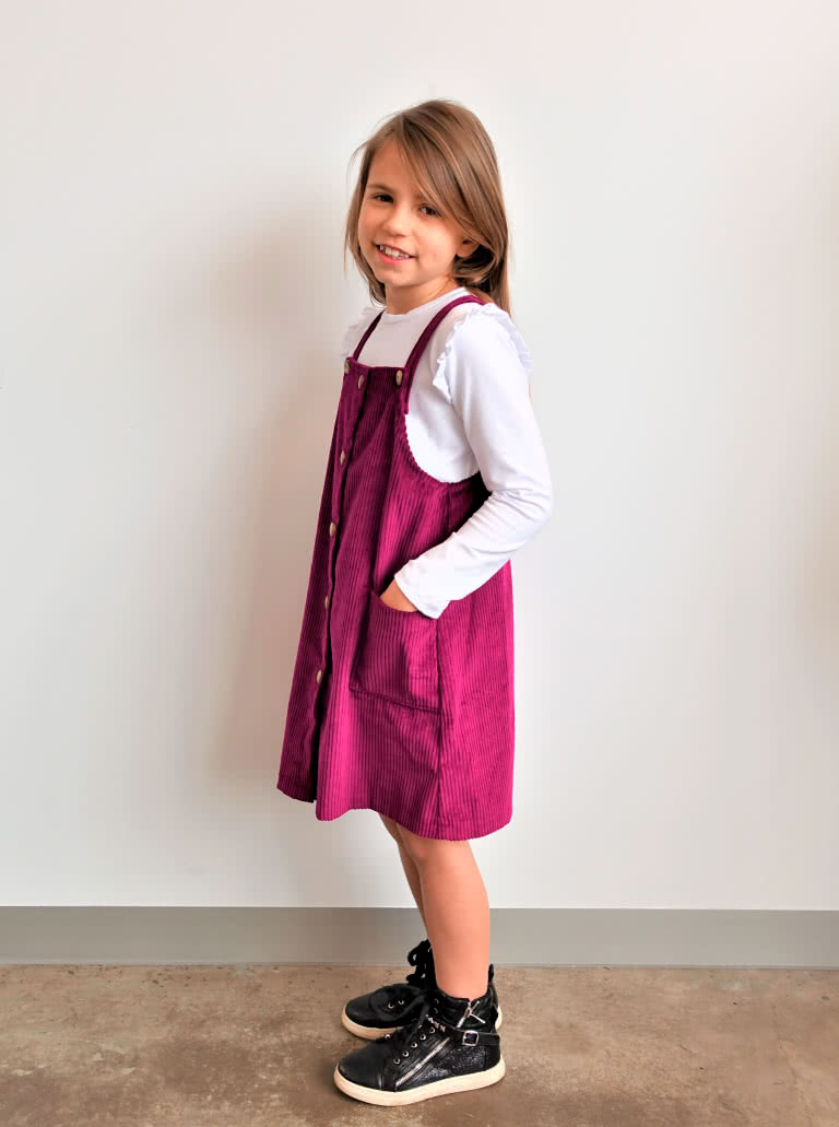 Zoe Kids Pinafore